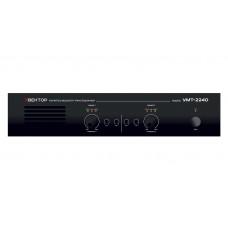 УМТ-2240, двухканальный трансляционный усилитель мощности