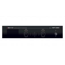 УМТ-2360, двухканальный трансляционный усилитель мощности