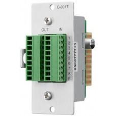 C-001T, Модуль сухих контактов